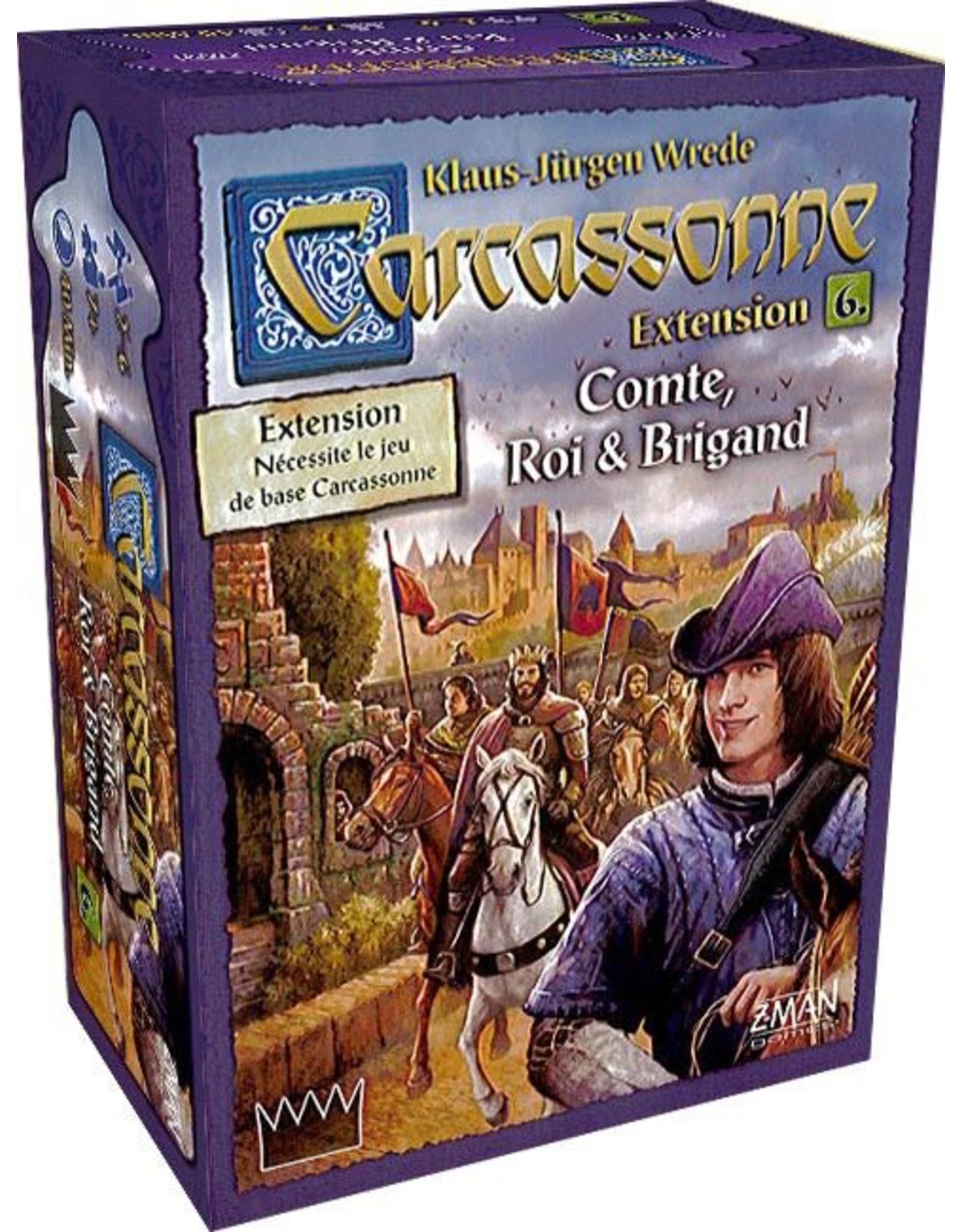 Filosofia Carcassonne Compte, Roi et Brigand Ext.6
