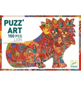 Djeco Puzz'Art Lion 150mcx
