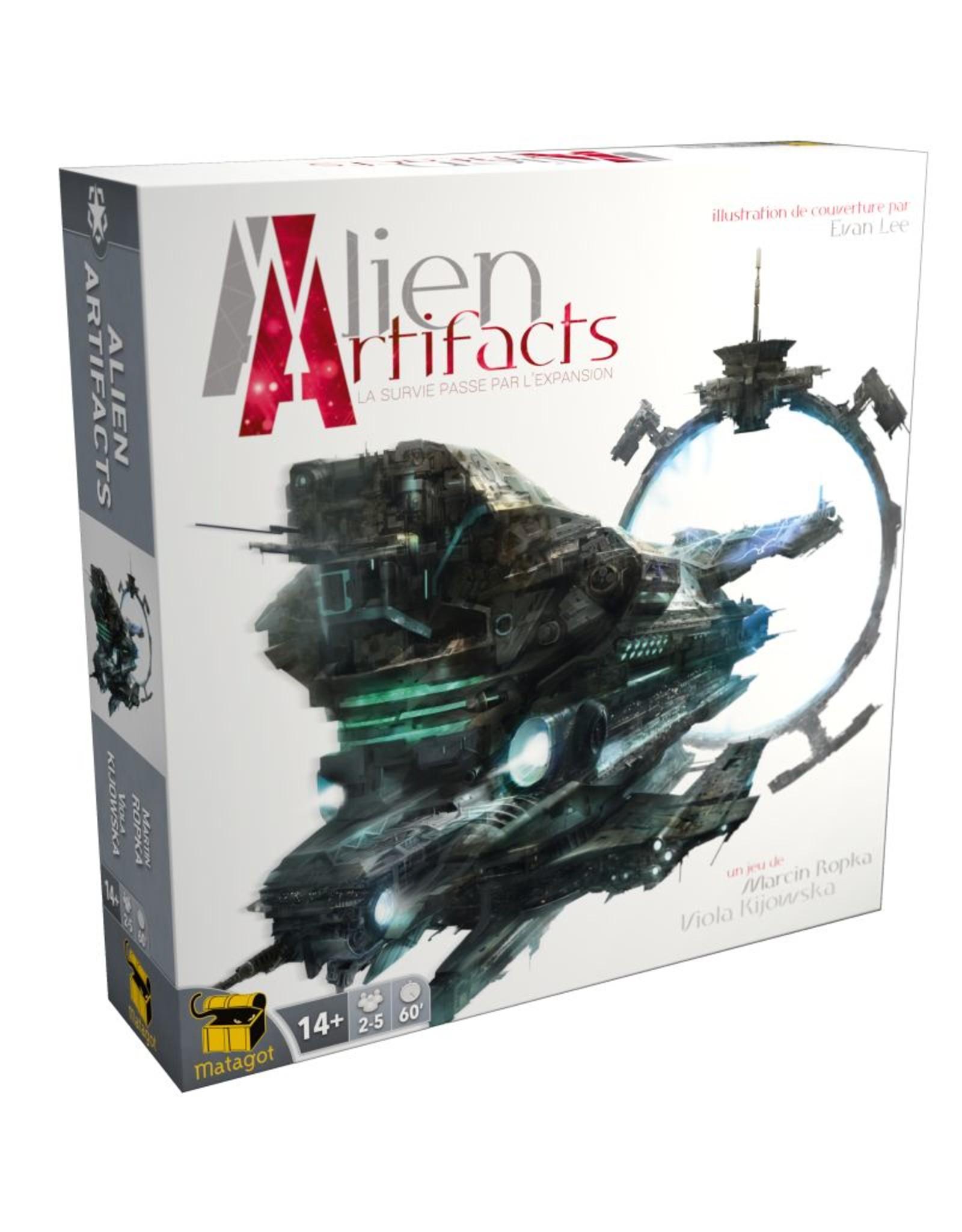 Matagot Alien Artefacts (Français)