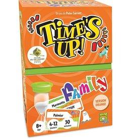 Repos production Time's up! Family - Verison Orange