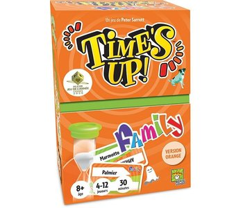 Time's up! Family - Verison Orange (Français)