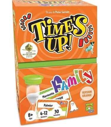 Repos production Time's up! Family - Version Orange (Français)