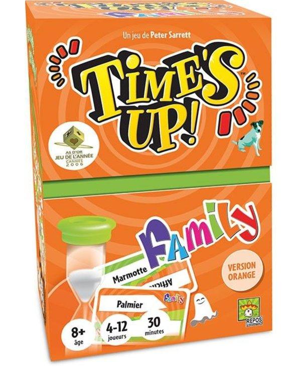 Time's up! Family - Version Orange (Français)