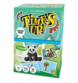 Repos production Time's up! kids - Version panda