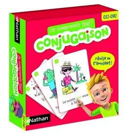Nathan Je comprends tout - Conjugaison