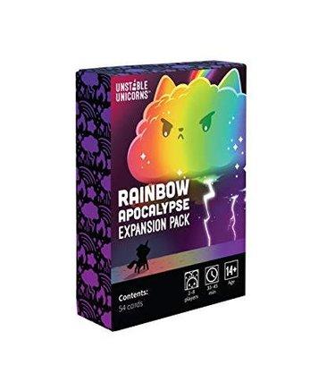 Unstable Unicorns - Rainbow Apocalypse Extension (Anglais)