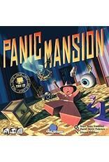 Blue Orange Panic Mansion