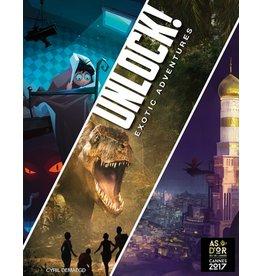 Unlock! 4 - Exotic Adventures (Français)