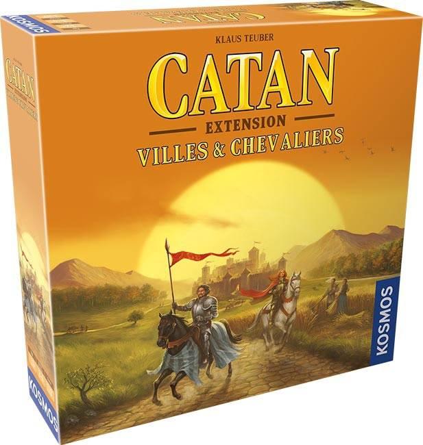 Catan - Extension Villes et Chevaliers (Français)