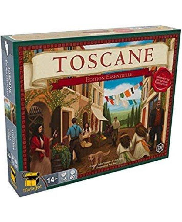 Viticulture - Toscane (Extension)