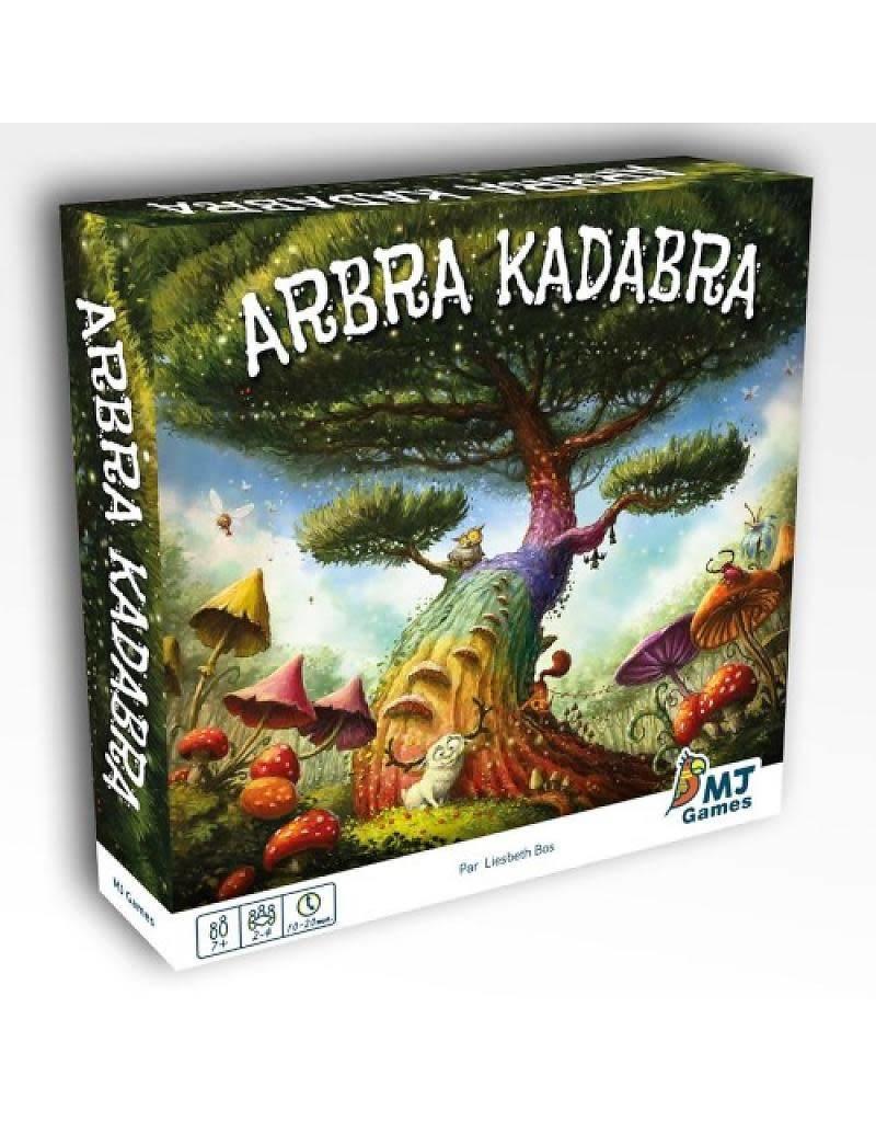 MJ Games Arbra Kadabra