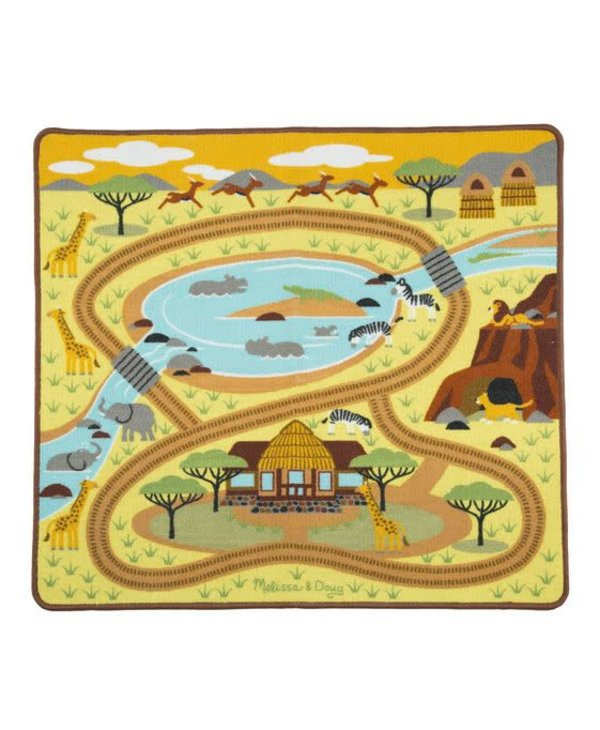 Tapis de voitures - Safari