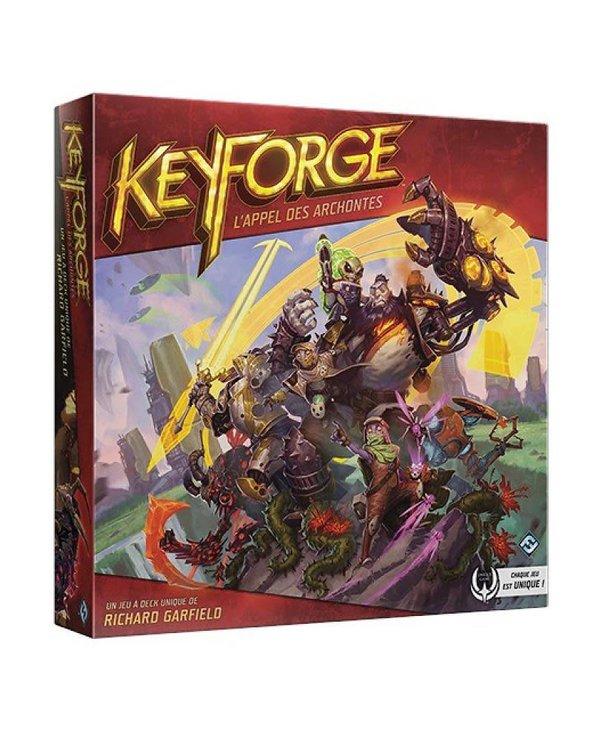 Keyforge - L'appel des archontes - Jeu de base