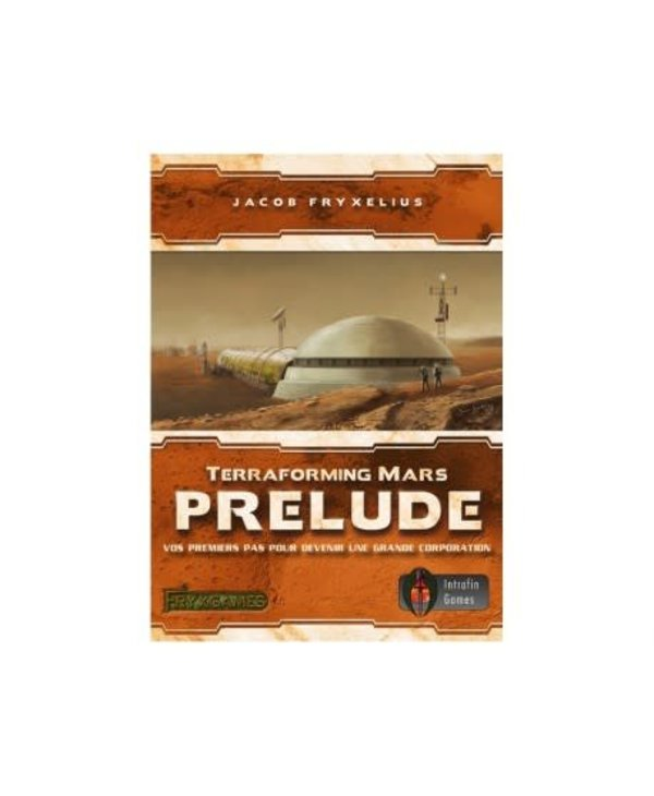 Terraforming Mars - Extension Prélude (Français)