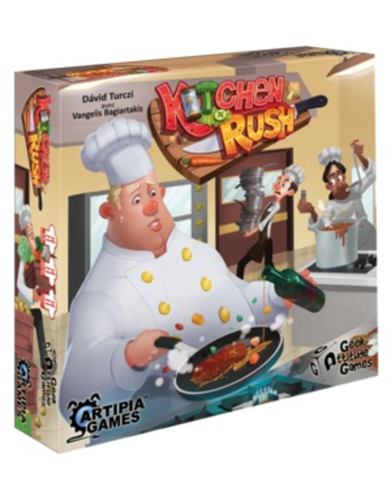 Kitchen Rush (Français)