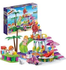 Banbao Trendy Beach - Party Piscine 205pcs
