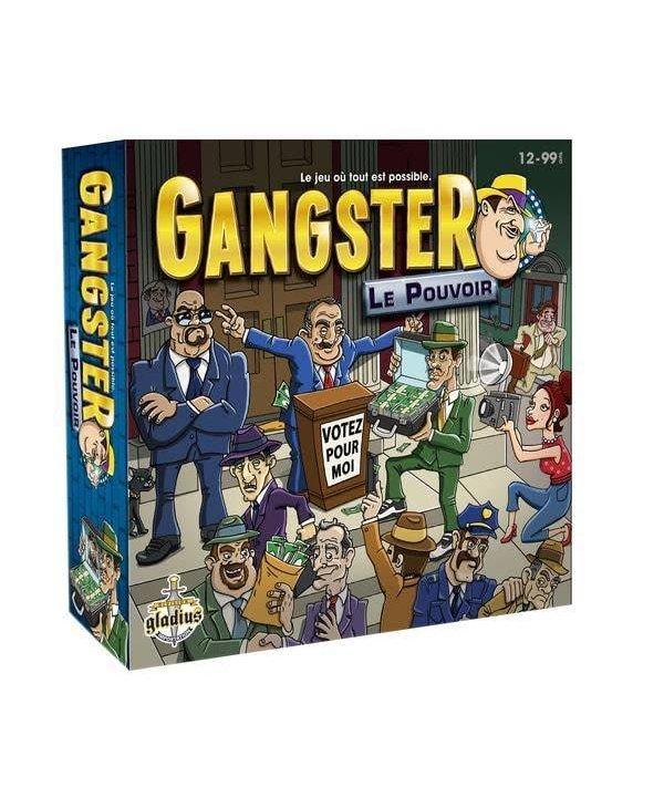 Gangster III : Le pouvoir - Nouveau format