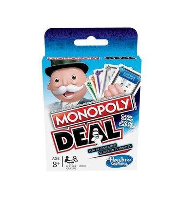 Hasbro Monopoly Deal (Bilingue)