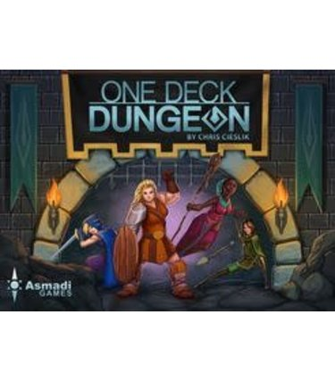 One Deck Dungeon (Anglais)