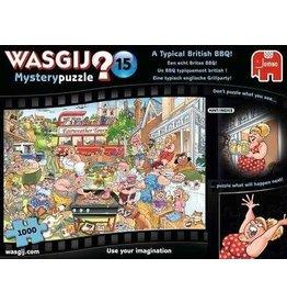 Wasgij? - Mysterypuzzle - No15 - BBQ typiquement british
