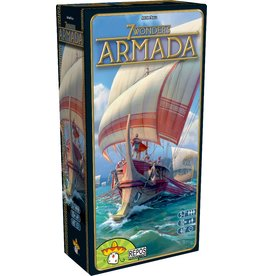 Repos production 7 Wonders - Armanda (Extension)