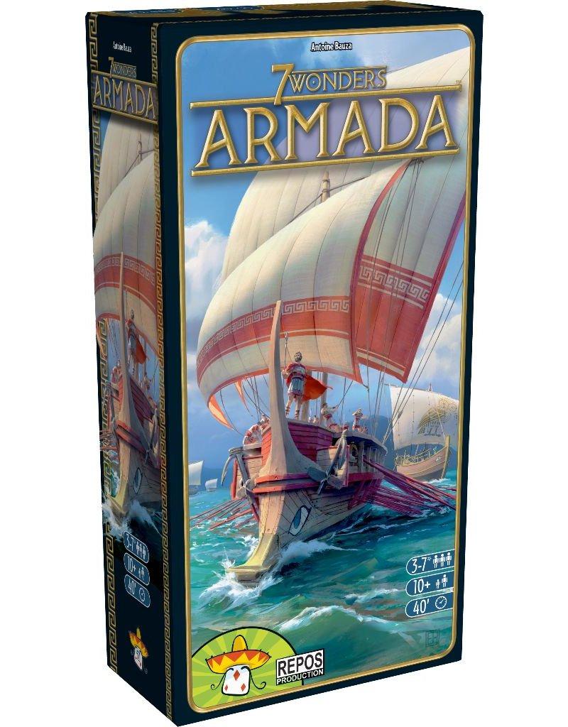 Repos production 7 Wonders - Armanda (Extension)