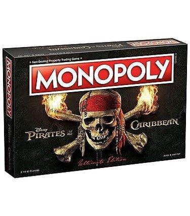 Monopoly Pirates des Caraïbes (Anglais)
