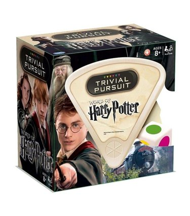 Trivial Pursuit - World of Harry Potter (Anglais)