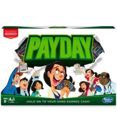 Hasbro Jour de paye