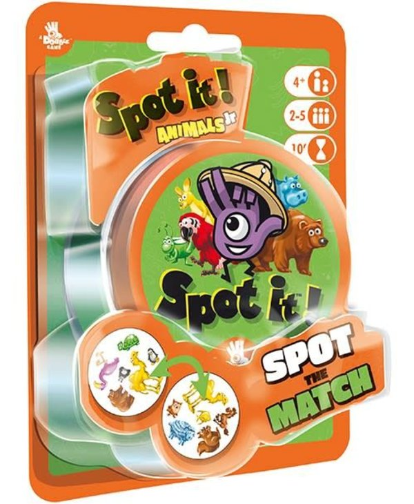Spot It! (Dobble) - Animal Jr