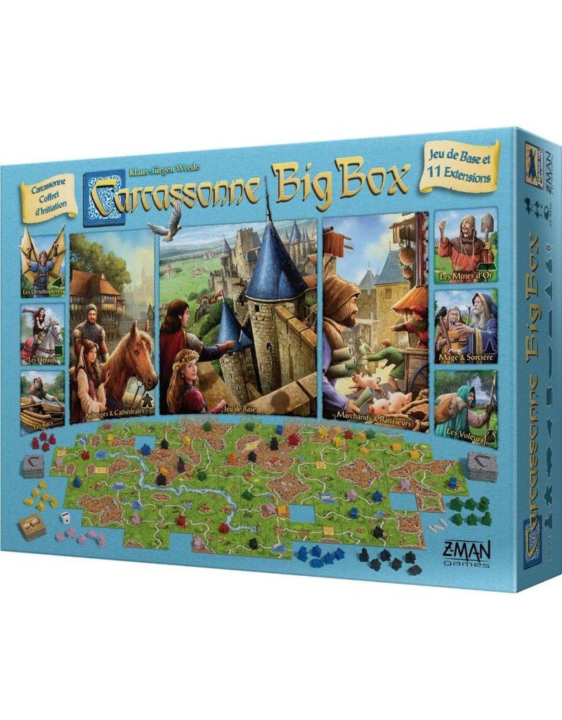 Carcassonne Big Box 2017 (Français)