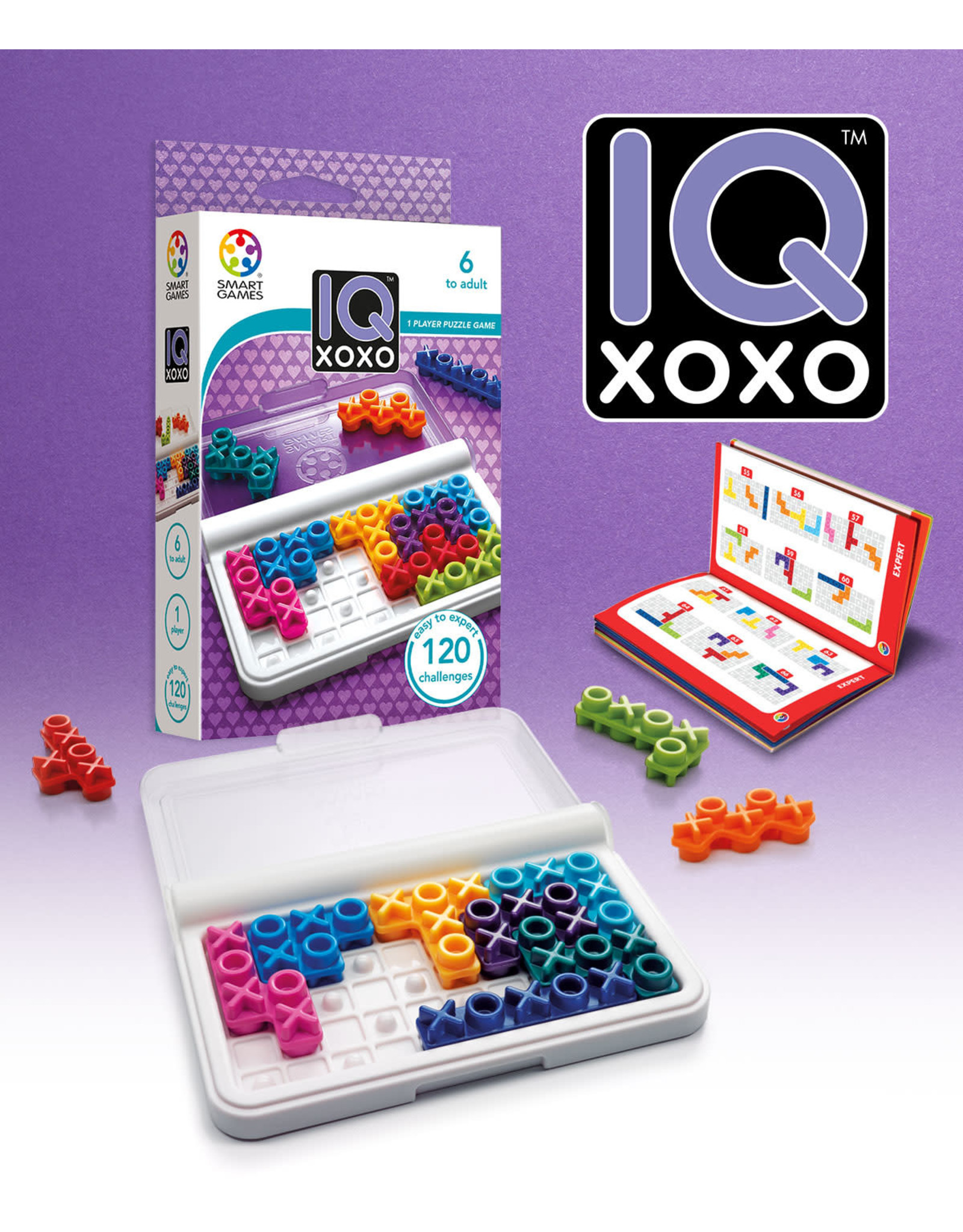 Smart Games IQ-XOXO