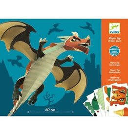 Djeco Origami - Dragon Géant