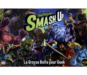 Smash Up Ext. La grosse boîte pour Geek (Français)