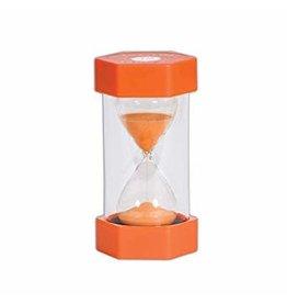 Sablier Géant - 10 minutes (Orange)