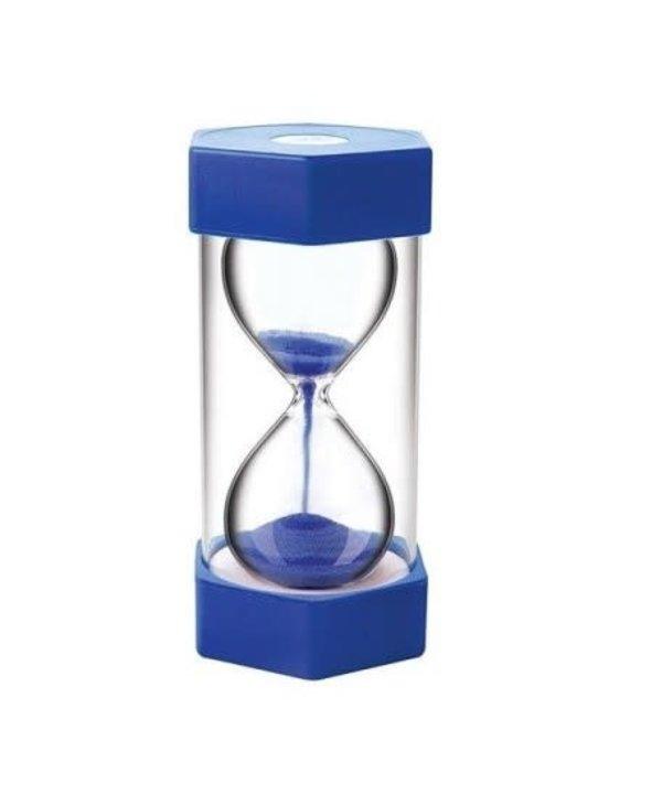 Sablier Géant - 5 minutes (Bleu)