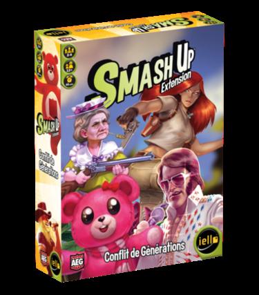 Smash Up Ext. Conflit de Générations (Français)