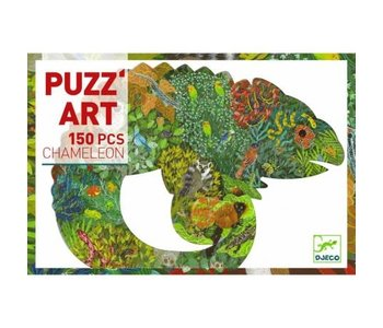 Puzz'Art Caméléon 150mcx