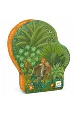 Djeco Puzzle silhouette - Dans la jungle 54mcx