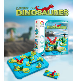 Smart Games L'archipel des Dinosaures