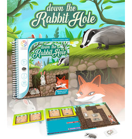 Smart Games Down the rabbit hole (Multilingue)
