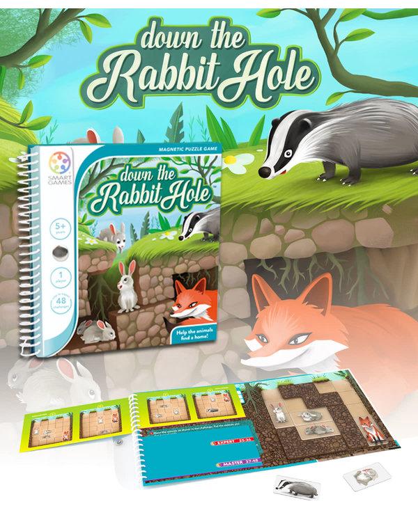 Down the rabbit hole (Multilingue)