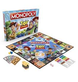 Hasbro Monopoly Histoire de Jouets (Bilingue)