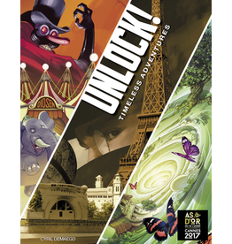 Unlock Timeless Adventures (Français)