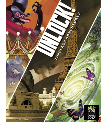 Unlock ! Timeless Adventures (Français)