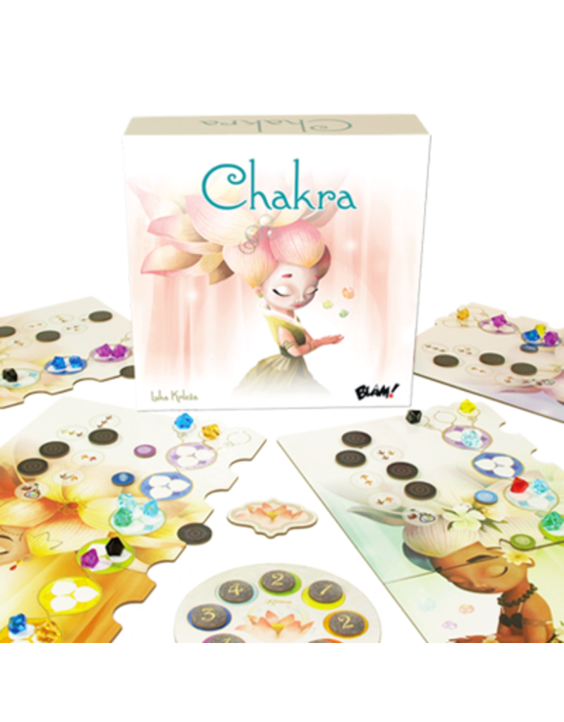 Chakra (Bilingue)
