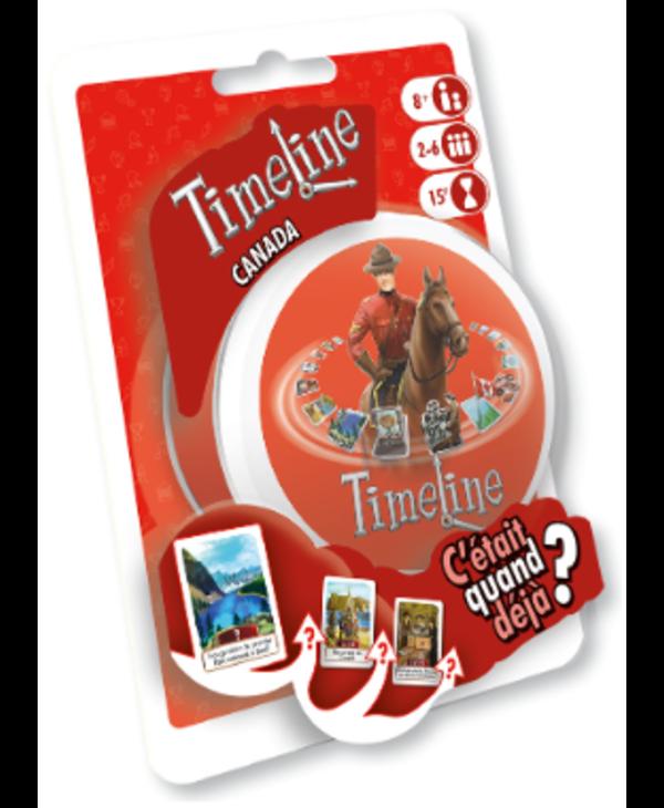 Timeline Canada