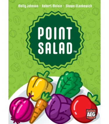 Point Salad (Anglais)