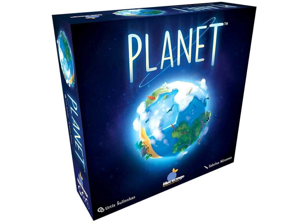 Planet (Multilingue)