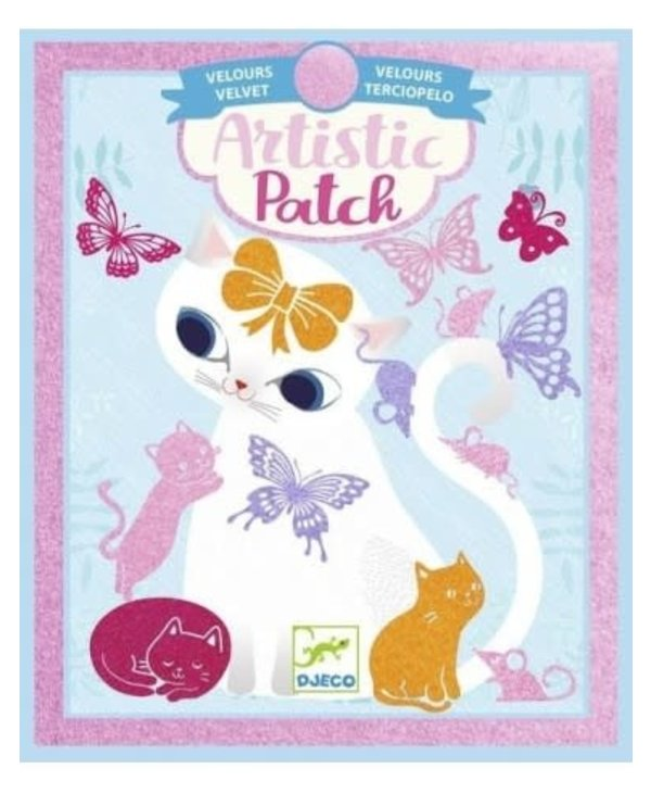 Artistic Patch - Petits animaux